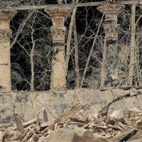 Руины ДК, взглядом фотографа :: Ринат Валиев