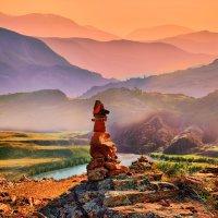 Сказочный закат :: Владимир Черкасов