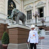 в королевском дворце Бангкока :: Лана Lana