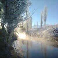 зима в Кыргызстане :: Болот Исаев