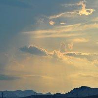 Христос с ангелом на небесах :: КатяСиника