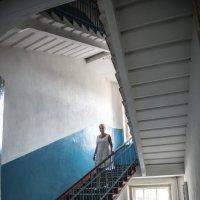 Геометрия лестниц :: Сергей Вахов