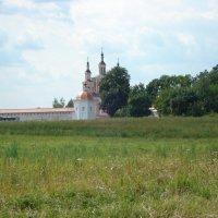 Свенский монастырь,  Брянск :: Олег Ней