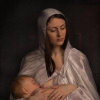 Мать с младенцем :: Станислав Маун
