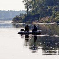 утро на реке :: gribushko грибушко Николай