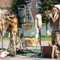 Индейцы в Советске :: Natalisa Sokolets