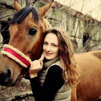 Ирина и Игрок :: Юлия Лобанова