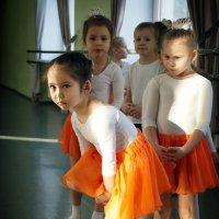 Балерины :: Илья Казанцев