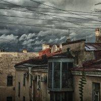 Вид из окна :: Цветков Виктор Васильевич