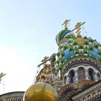 Спас на крови :: Мстислава Гамаюнова