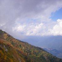 осень в горах :: Наталья Ерёменко