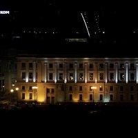 Ночной полет над Петербургом  (эпизод второй) :: Юрий Морозов