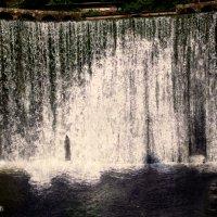 водопад :: Юлия Лобанова