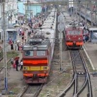 станция Вологда - 2011 :: Николай Ряполов
