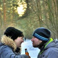 Ну-у-у-у... отда-а-а-й..... пиво! :: Андрей Шейко