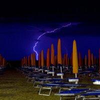 Стихия над Венецией :: Denis Makarenko