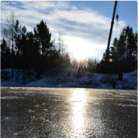 Долгожданная зима :: Ириска Жукова