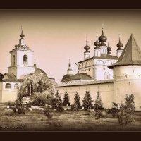 Белопесоцкий Монастырь в Ступино :: Alla Potulova