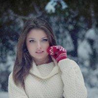 зимняя атмосфера :: Anastasia Mitrofanova