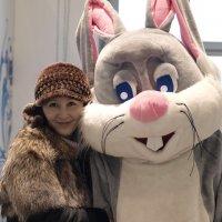 Лиса и заяц ... :: Андрей Зайцев