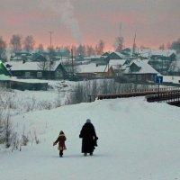 зима :: Александр Преображенский
