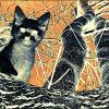 ночью все кошки серы :: Любовь