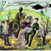 Дети рисуют войну :: Татьяна Лютаева