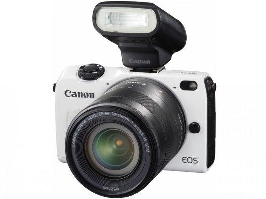 Новинки фото техники: Canon EOS M2