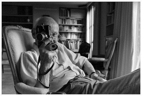 7 уроков от профессионального фотографа Анри Картье-Брессона