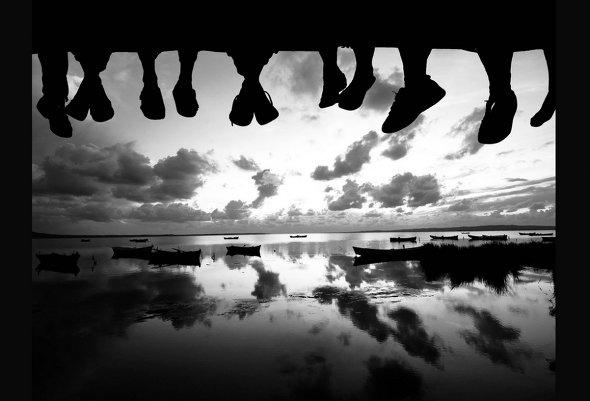 черно-белые фото для вдохновения