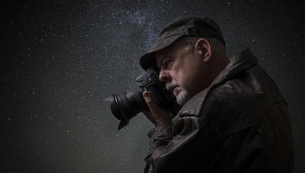 Фотограф Стив Ренджерс и его бесконечное звездное небо