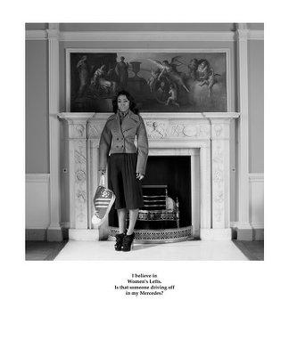 Карен Кнорр. Британский стиль. 1970-е – 1980-е годы