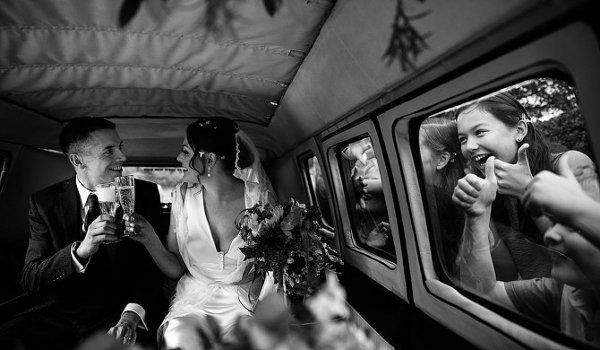Как приемы уличной съемки могут пригодиться в свадебной фотографии