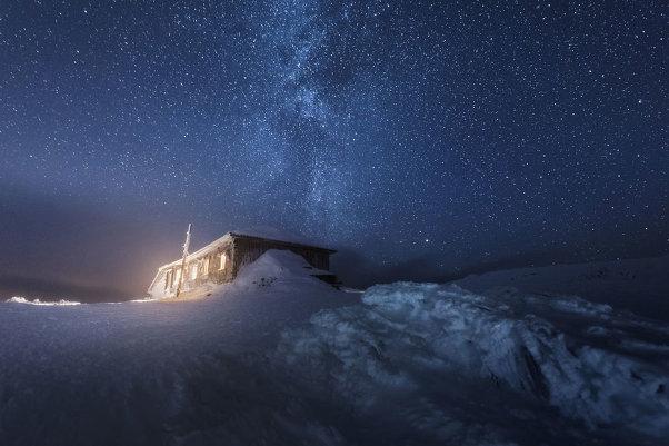 Первозданная Россия: потрясающая красота снимков природы на фестивале