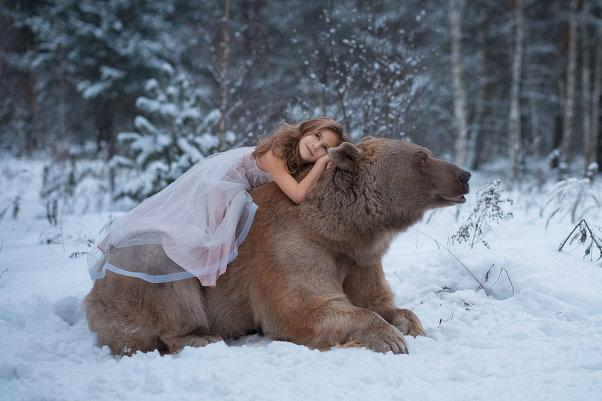Фотограф Ольга Баранцева