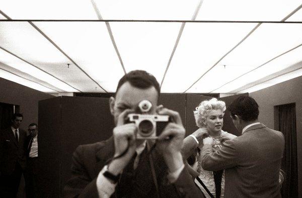 Мэрилин Монро на фотопортретах Эда Файнгерша