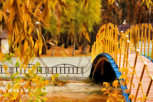 Конкурс «Настроение: золотая осень»