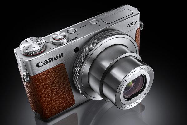Возможности компактной камеры Canon PowerShot G9 X Mark II