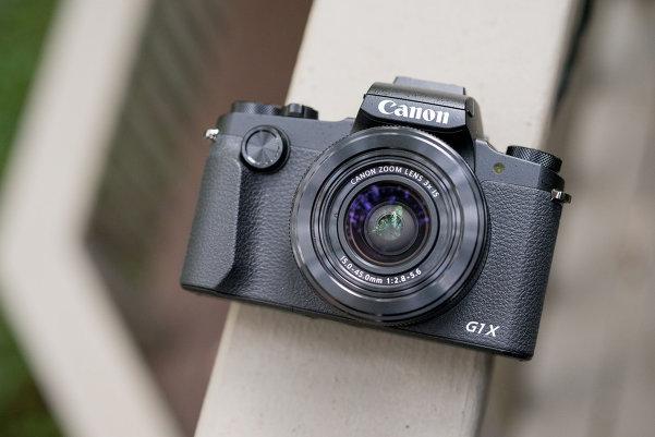 Возможности новой профессиональной компактной камеры Canon G1X Mark III