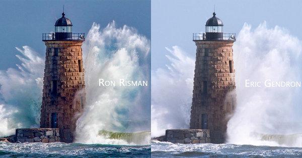 Как два фотографа случайно сделали одинаковые снимки и выясняли авторство