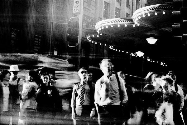 Фотограф Трент Парк