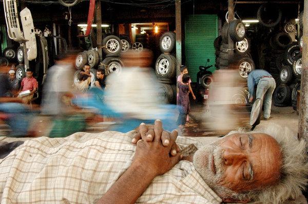 Индия в объективе легендарного Рагху Рая