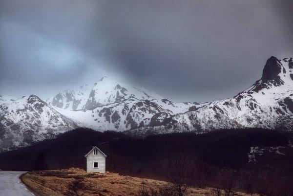 Фотограф Бритт Мари Бай