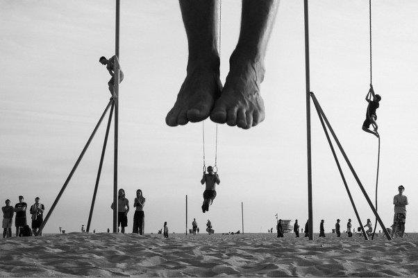 Фотограф Мойзес Леви