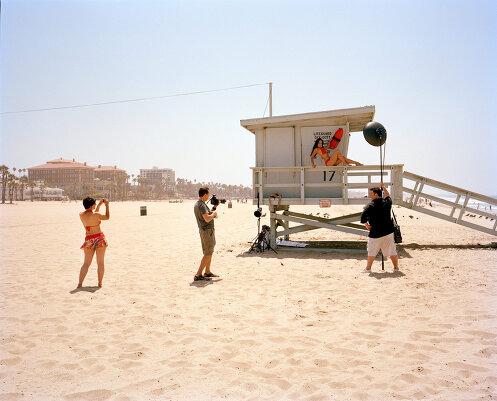 Голливудский кастинг в фотопроекте Ануша Абрара