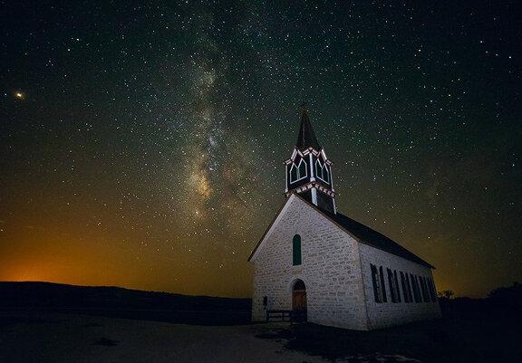 Шесть убийц фотографии ночного неба. Как от них спастись?