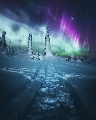 Сказочная Финляндия