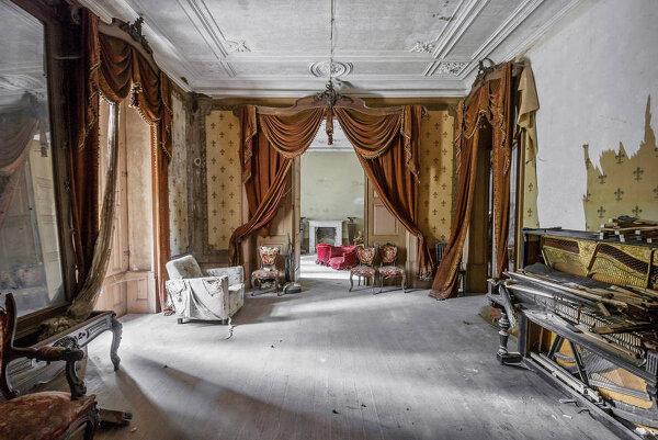Заброшенные дворцы Европы