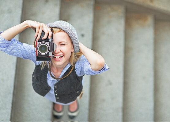 Нужна ли профессиональная камера, чтобы стать фотографом?