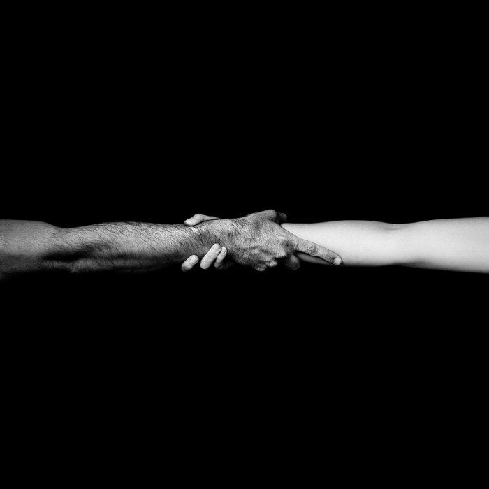 Фото черно белое со смыслом